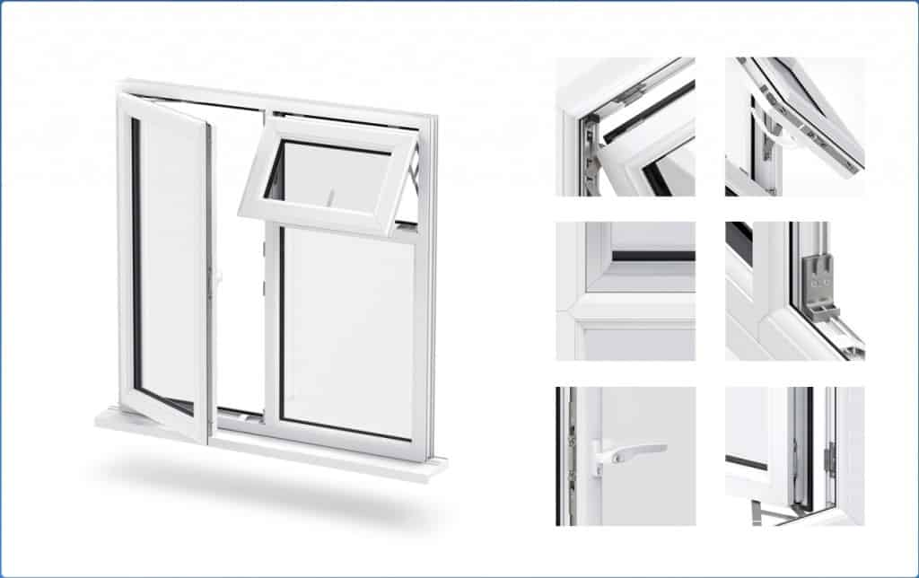 Casement Windows Bishops Stortford