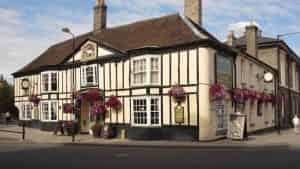 White Hart Hotel Braintree, Essex