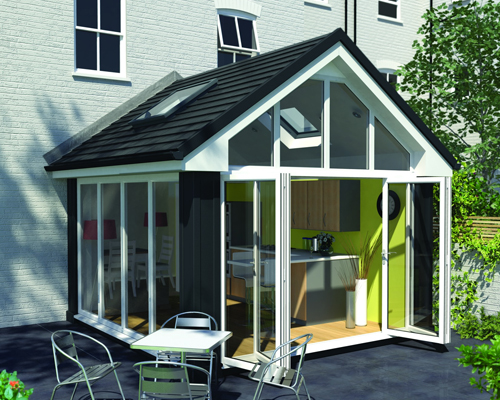 Gable Conservatory Essex