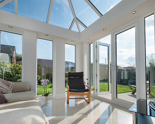 Glass Conservatory Roofs Essex