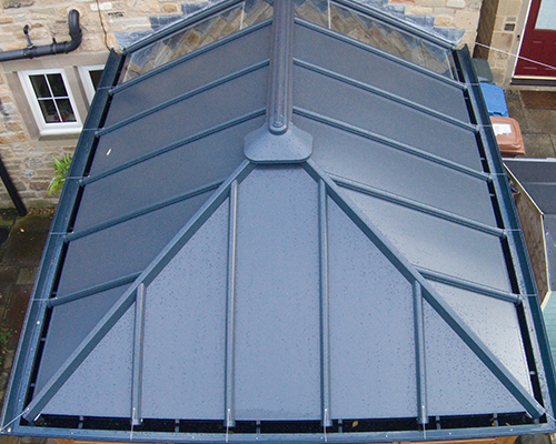 Solid Conservatory Roofs Braintree