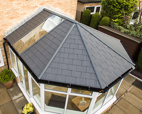 Tiled Conservatory Roofs Braintree
